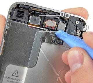 замена слухового динамика на iphone 6s